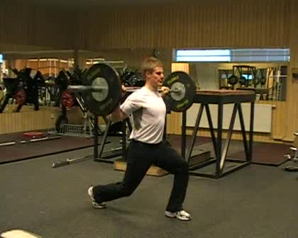 träna insida lår övningar